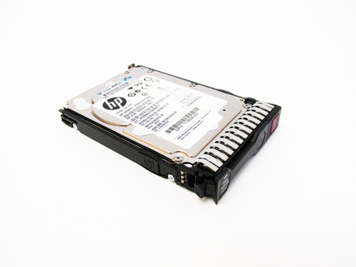 10 x HP 900GB 2.5-inch Serial Attached SCSI (SAS) SFF 6G Dual Port Image