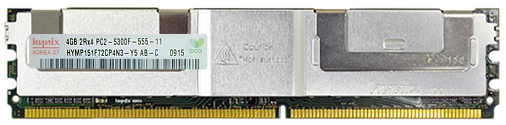 4GB (1x4GB) Dual Rank x8 PC3-12800E Image