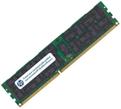 HP 16GB (1X16GB) 2RX4 PC3-12800R MEMORY WITH 1 YEAR WARRANTY Image