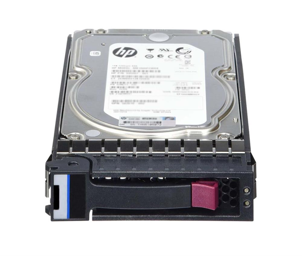 HP 6TB 6G 7.2K SATA SC HARD DRIVE | Pulls | Bare Drives Image