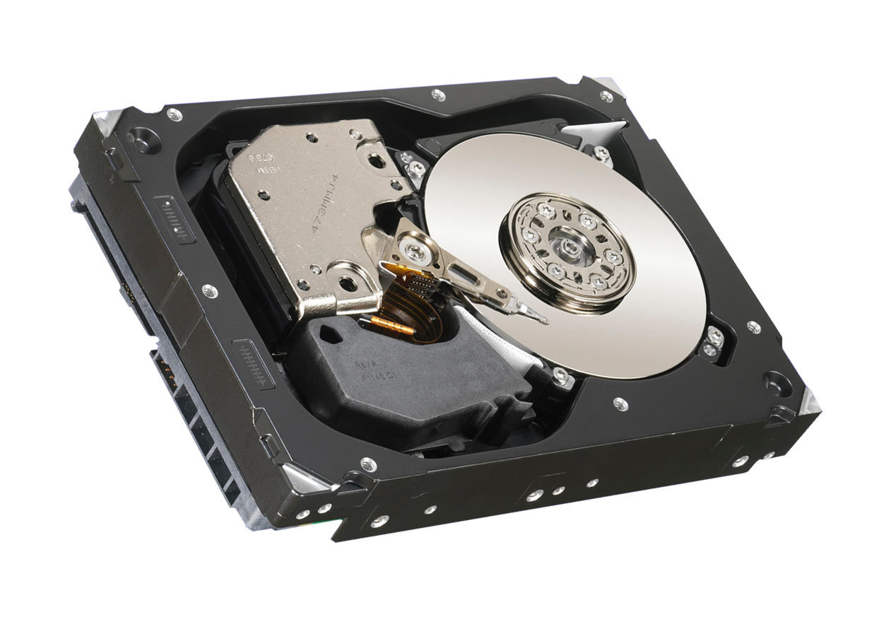 R72NV DELL 600GB 10K 6G SFF SAS HARD DRIVE Image